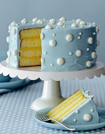 Easy Cake Decorating: 4 Ideas for a Pretty Party Dessert: gallery image 2