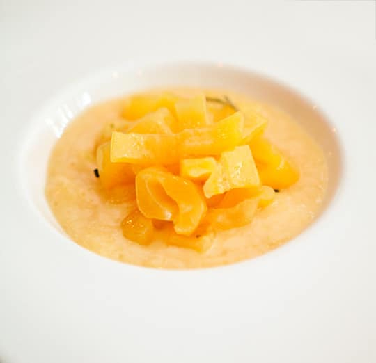 Chilean Spring Dessert Recipe: Chilled Papaya Soup with Pisco and Lime: gallery image 2