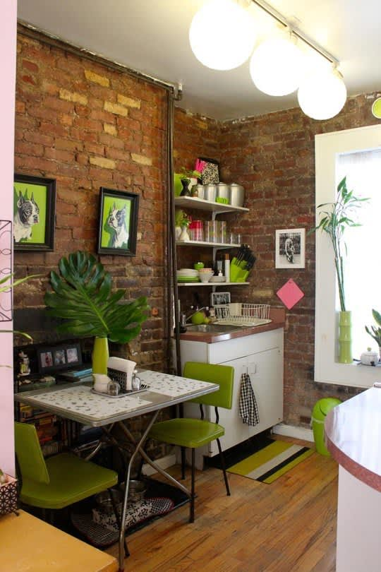 Real People, Real Kitchens: 15 Small Cool Kitchens You Won't Want to Miss: gallery image 5