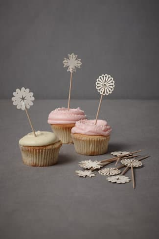 10 Pretty Party Toothpicks to Buy or DIY: gallery image 5