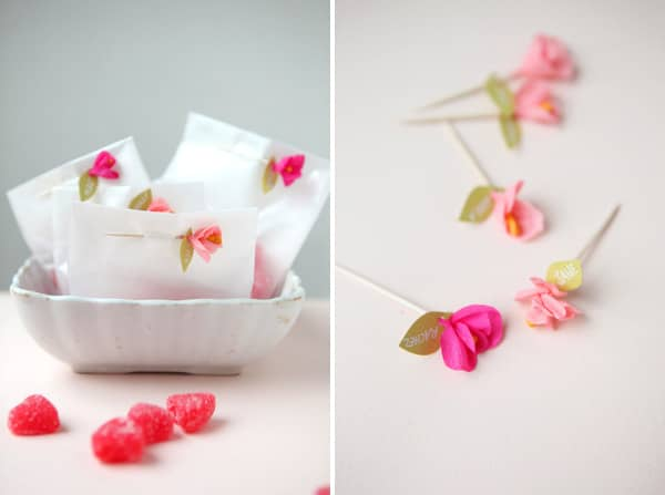 10 Pretty Party Toothpicks to Buy or DIY: gallery image 2