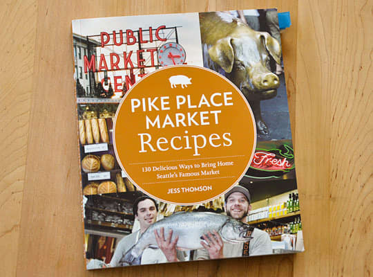 Pike Place Market Recipes by Jess Thomson: gallery image 1