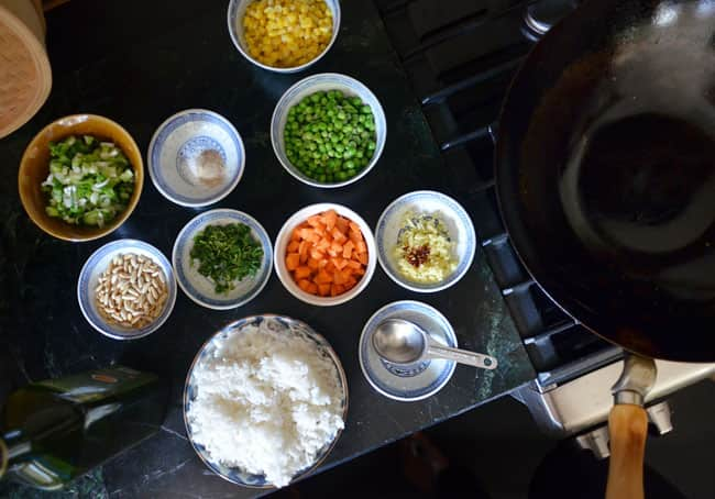 How To Make Fried Rice: gallery image 4