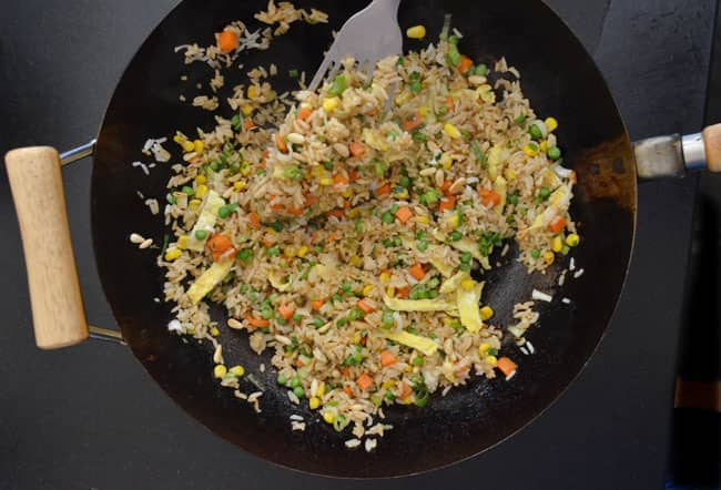 How To Make Fried Rice: gallery image 15