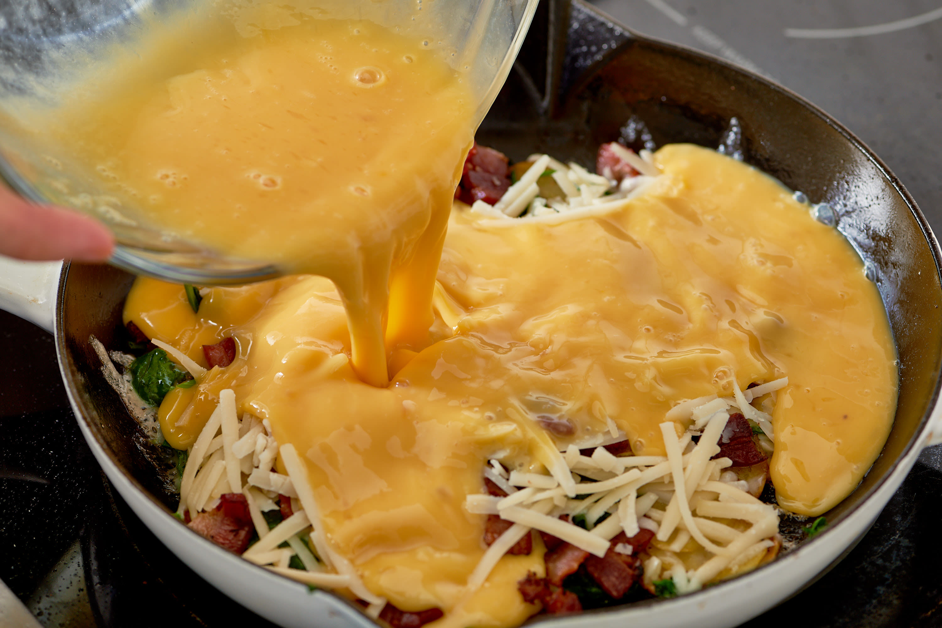 How To Make a Frittata with Whatever You Have on Hand: gallery image 8