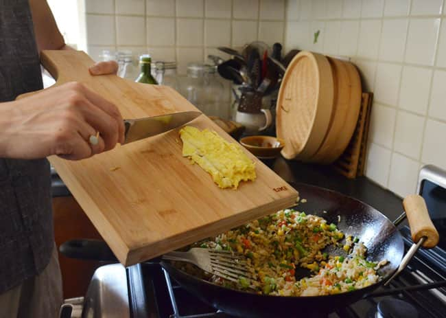 How To Make Fried Rice: gallery image 14