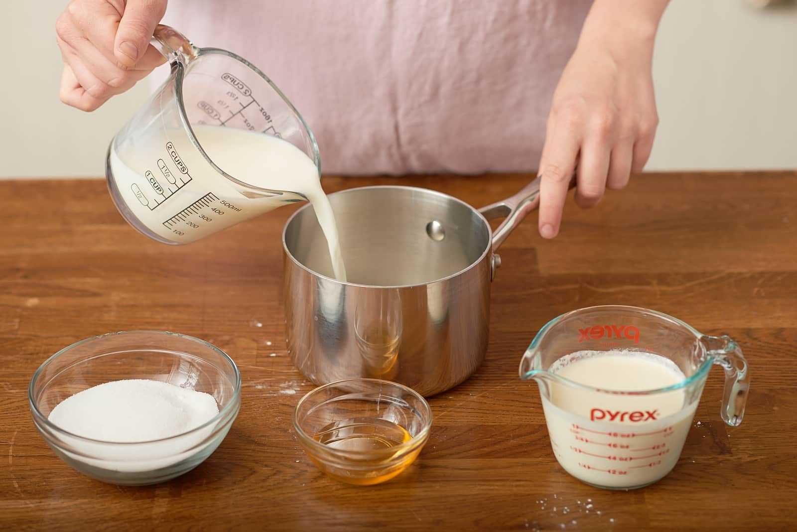 How To Make Ice Cream Without Eggs: gallery image 3