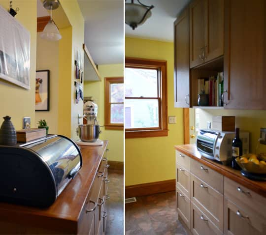 Rachel & Alex's Urban Homestead with Hounds, Chicken, & Handmade Kitchen: gallery image 30