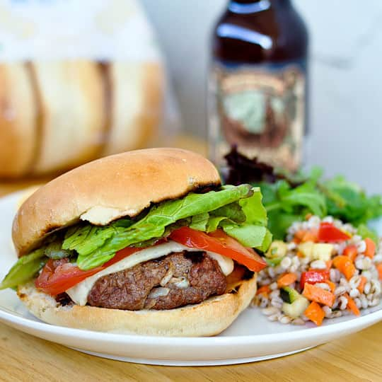 How To Grill Really Juicy Burgers: gallery image 1