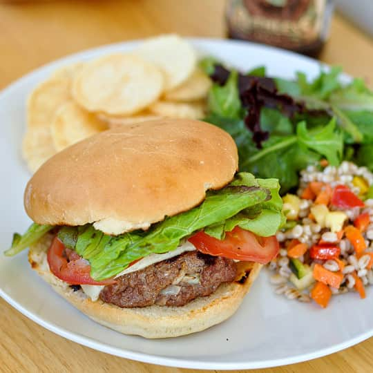 How To Grill Really Juicy Burgers: gallery image 10