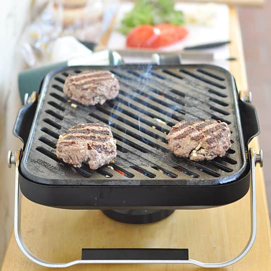 How To Grill Really Juicy Burgers: gallery image 7