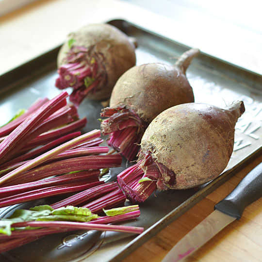How To Roast Beets in the Oven: gallery image 2