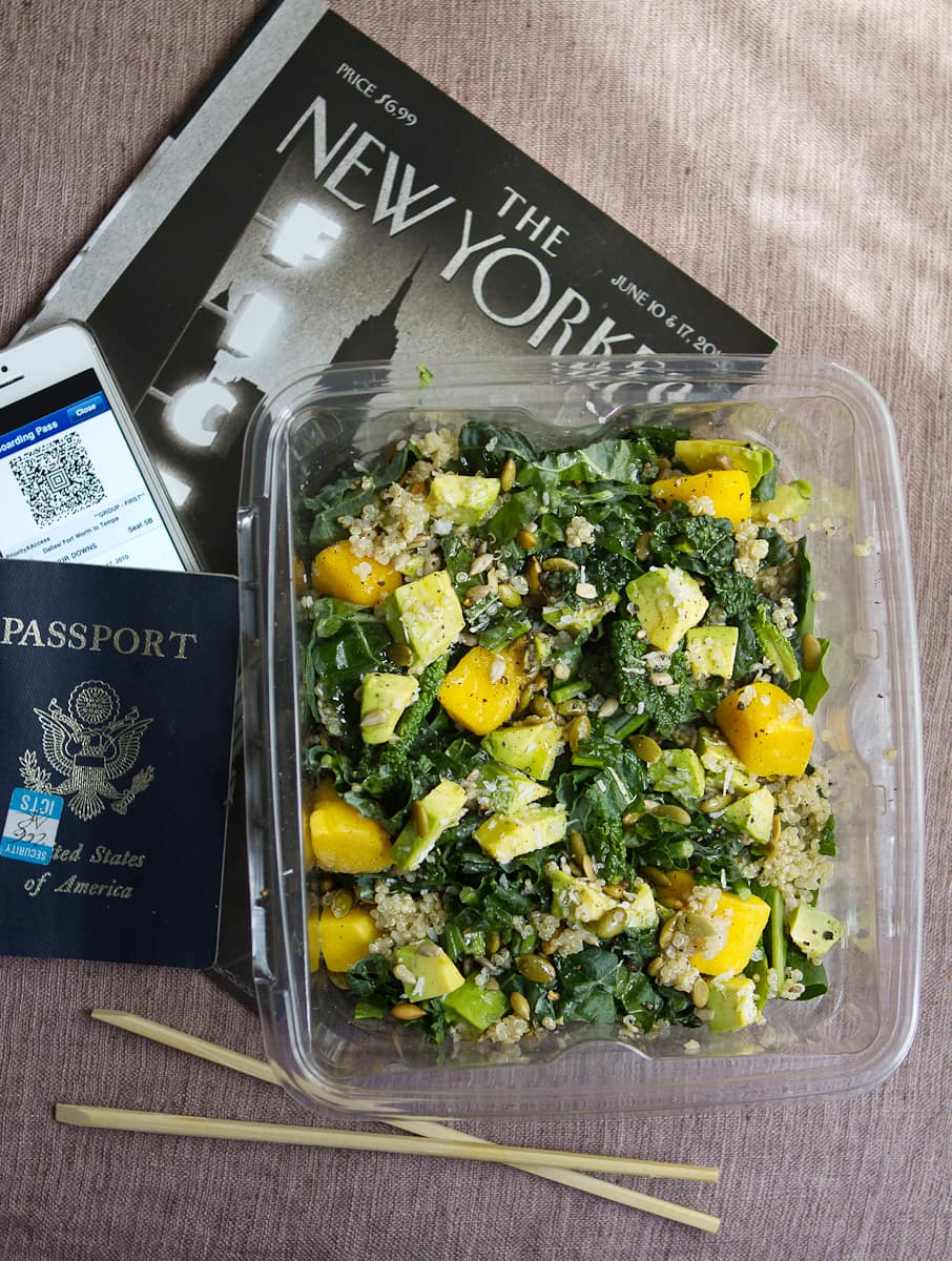 Recipe: Airplane Salad