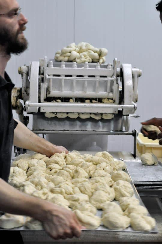 Preparing for Shabbat: A Visit to a Challah Bakery in Bnei Brak, Israel: gallery image 8