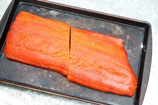 How To Make Smoked Salmon: gallery image 7