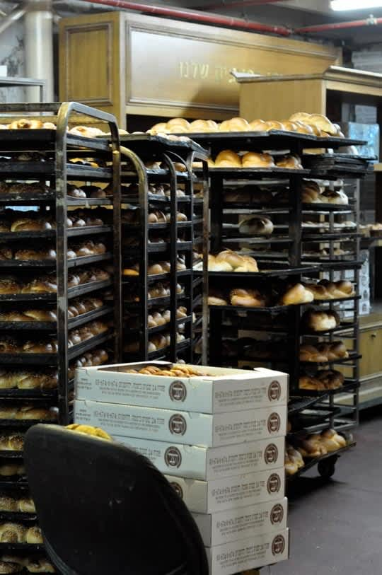 Preparing for Shabbat: A Visit to a Challah Bakery in Bnei Brak, Israel: gallery image 12