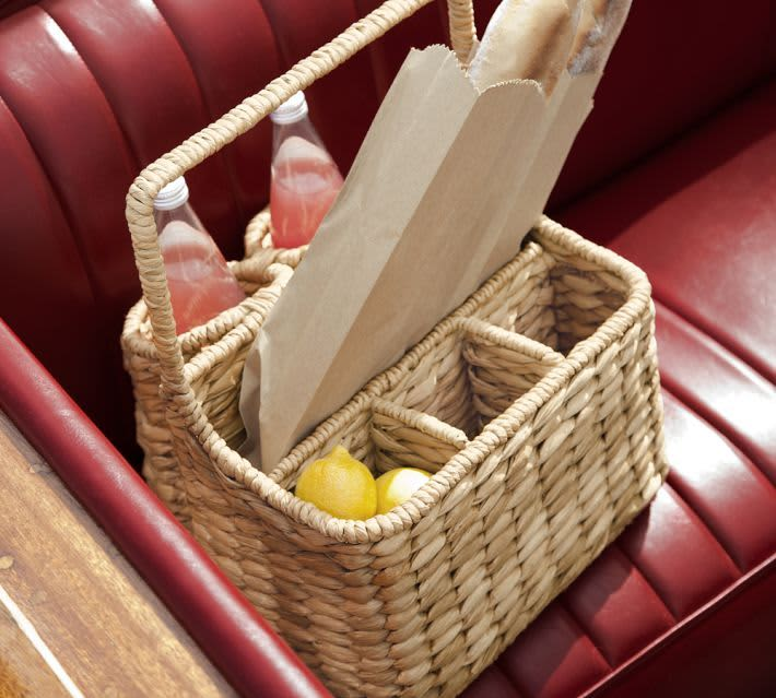 From Simple to Swanky: 10 Picnic Baskets for the Summer: gallery image 2