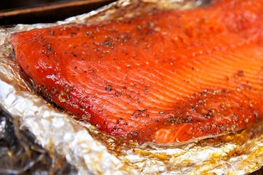How To Make Smoked Salmon: gallery image 6