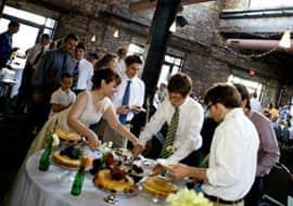 Elegant, Make-Ahead Ideas for an Afternoon Wedding Reception?