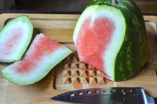 The Best Way to Cut Up a Watermelon: gallery image 2