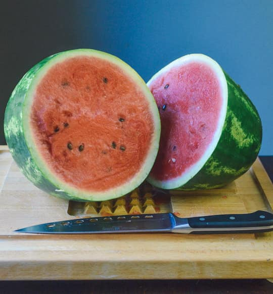 The Best Way to Cut Up a Watermelon: gallery image 1