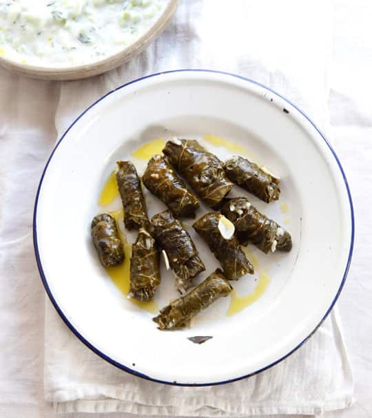 How To Make Stuffed Grape Leaves (Dolmades): gallery image 15