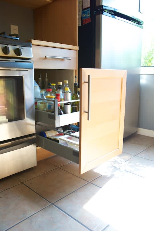 Chris Upgrades His Kitchen Cabinets with IKEA Drawer Pull ...