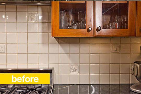 Kitchen Before & After: Amanda Hesser's Budget Kitchen Makeover: gallery image 1