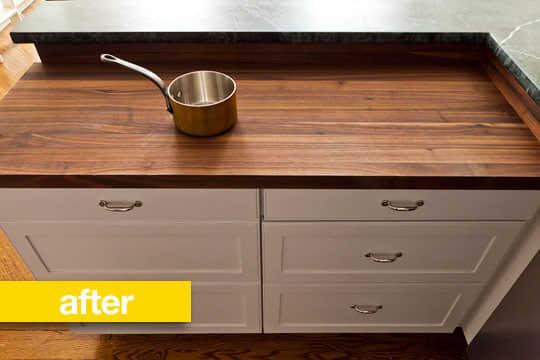 Kitchen Before & After: Amanda Hesser's Budget Kitchen Makeover: gallery image 4