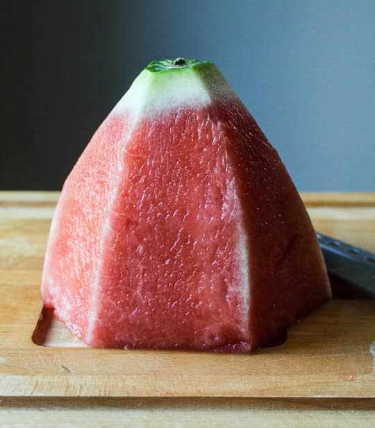 The Best Way to Cut Up a Watermelon: gallery image 3