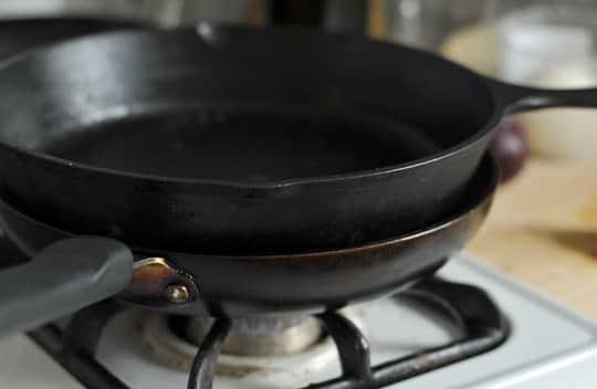 5 Ways to Make a Hot, Crispy Sandwich Without a Panini Press: gallery image 2