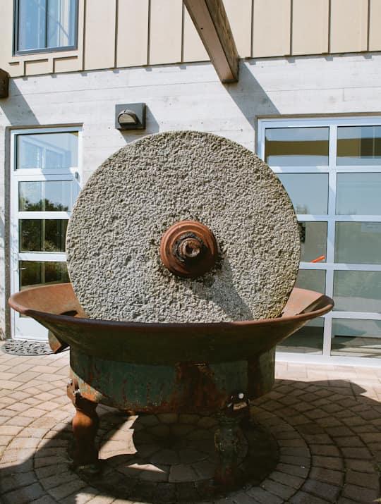 A Visit to Oregon Olive Mill: Heritage Olive Oil From Dayton, Oregon: gallery image 2
