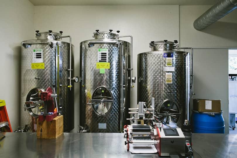 A Visit to Oregon Olive Mill: Heritage Olive Oil From Dayton, Oregon: gallery image 6