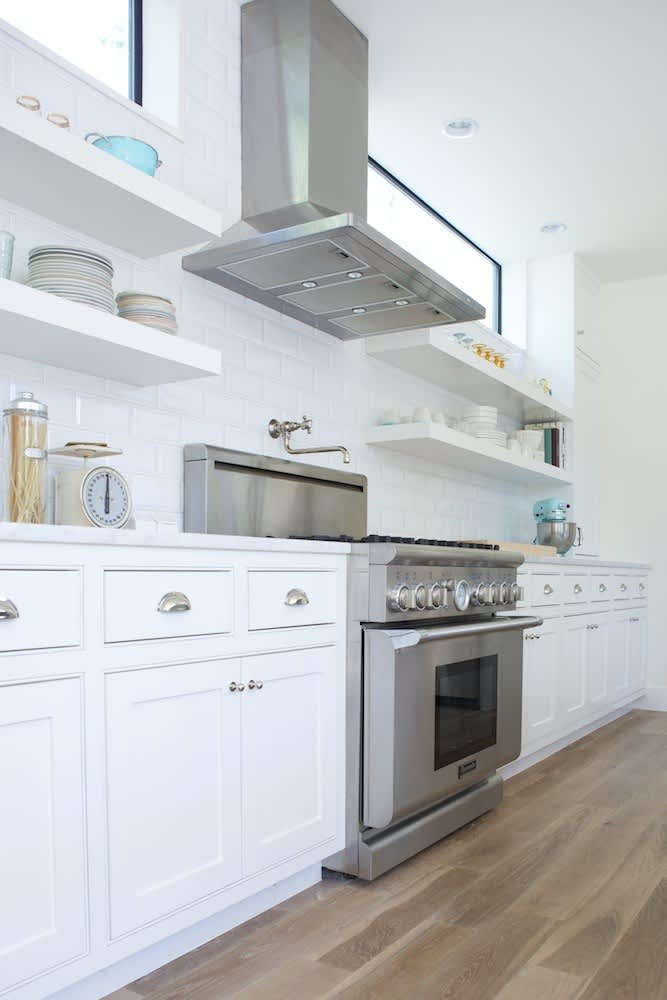 Jeanine & Jack's Zesty White Kitchen: gallery image 6