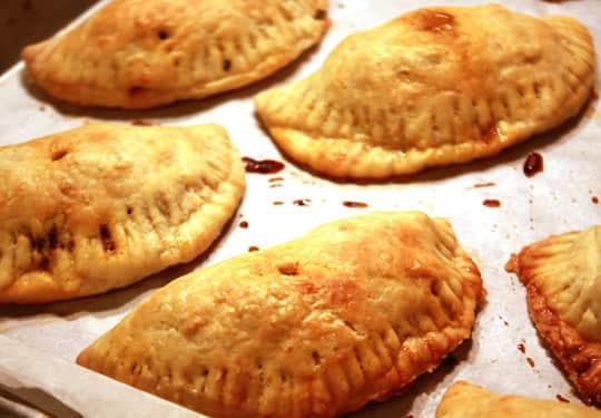 Snack Recipe: Beef & Potato Empanadas: gallery image 10