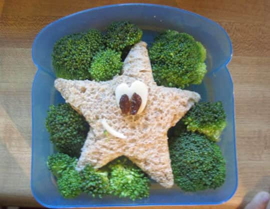 Sandwich Art: A Mom's Awesome School Lunch Project: gallery image 4