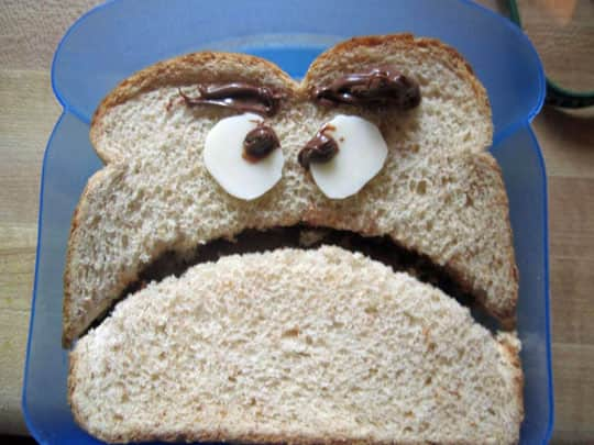Sandwich Art: A Mom's Awesome School Lunch Project: gallery image 2