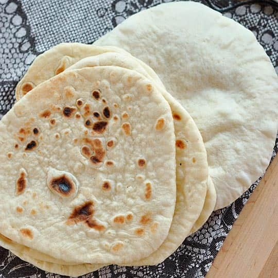 How To Make Pita Bread at Home: gallery image 10