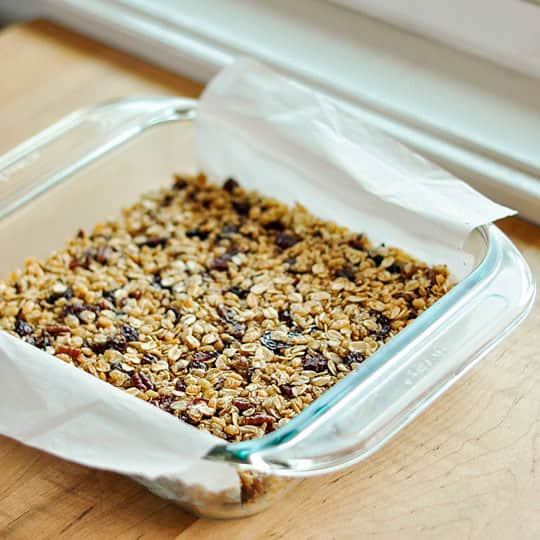 How To Make Granola Bars at Home: gallery image 7
