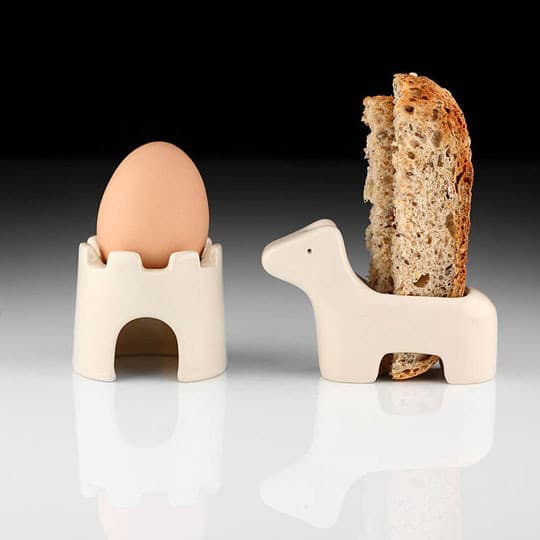 Soft-Boiled Style: The 5 Cutest Egg Cups: gallery image 1