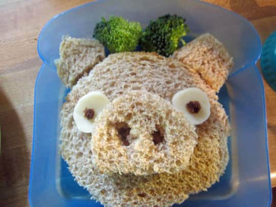 Sandwich Art: A Mom's Awesome School Lunch Project: gallery image 3