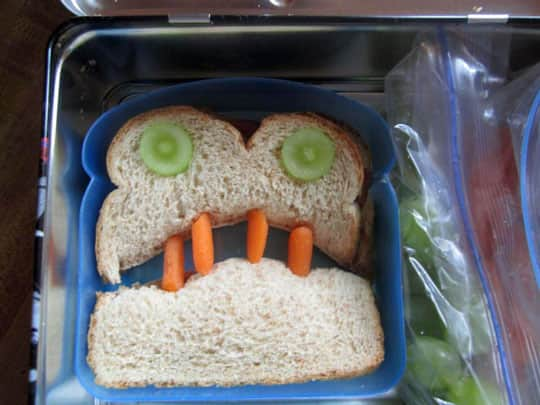 Sandwich Art: A Mom's Awesome School Lunch Project: gallery image 7