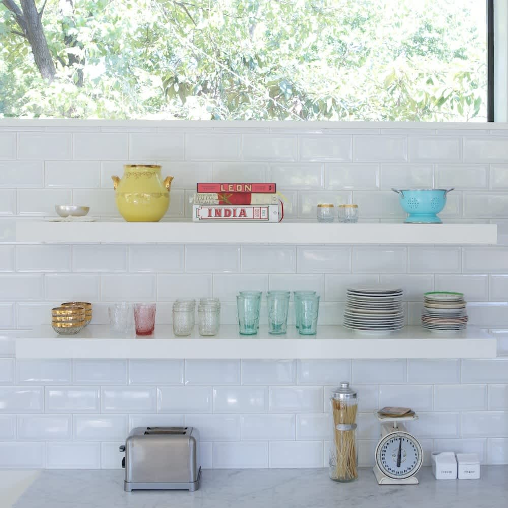Jeanine & Jack's Zesty White Kitchen: gallery image 7