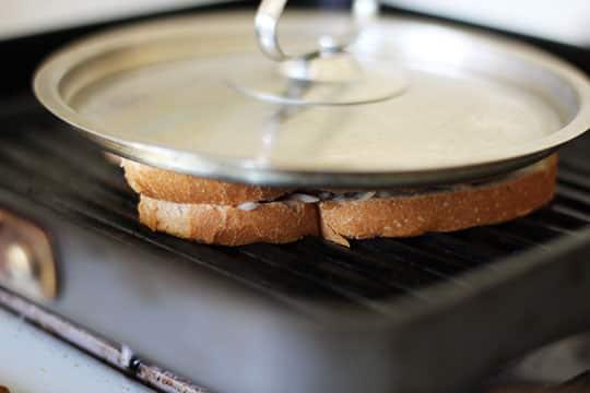5 Ways to Make a Hot, Crispy Sandwich Without a Panini Press: gallery image 1