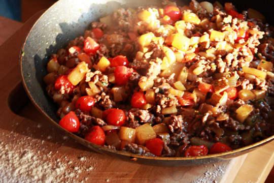 Snack Recipe: Beef & Potato Empanadas: gallery image 5