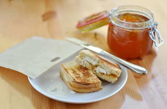 5 Ways to Make a Hot, Crispy Sandwich Without a Panini Press: gallery image 3