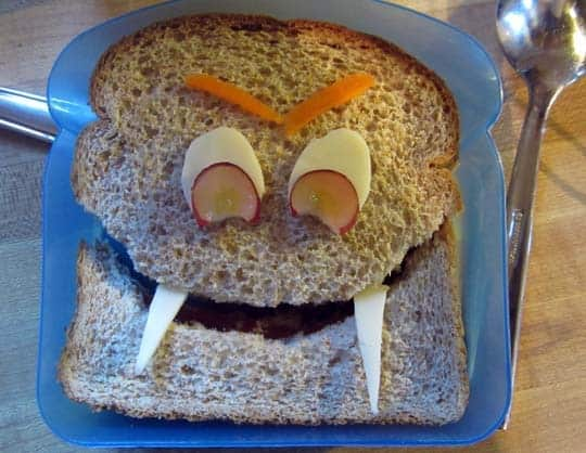 Sandwich Art: A Mom's Awesome School Lunch Project: gallery image 5