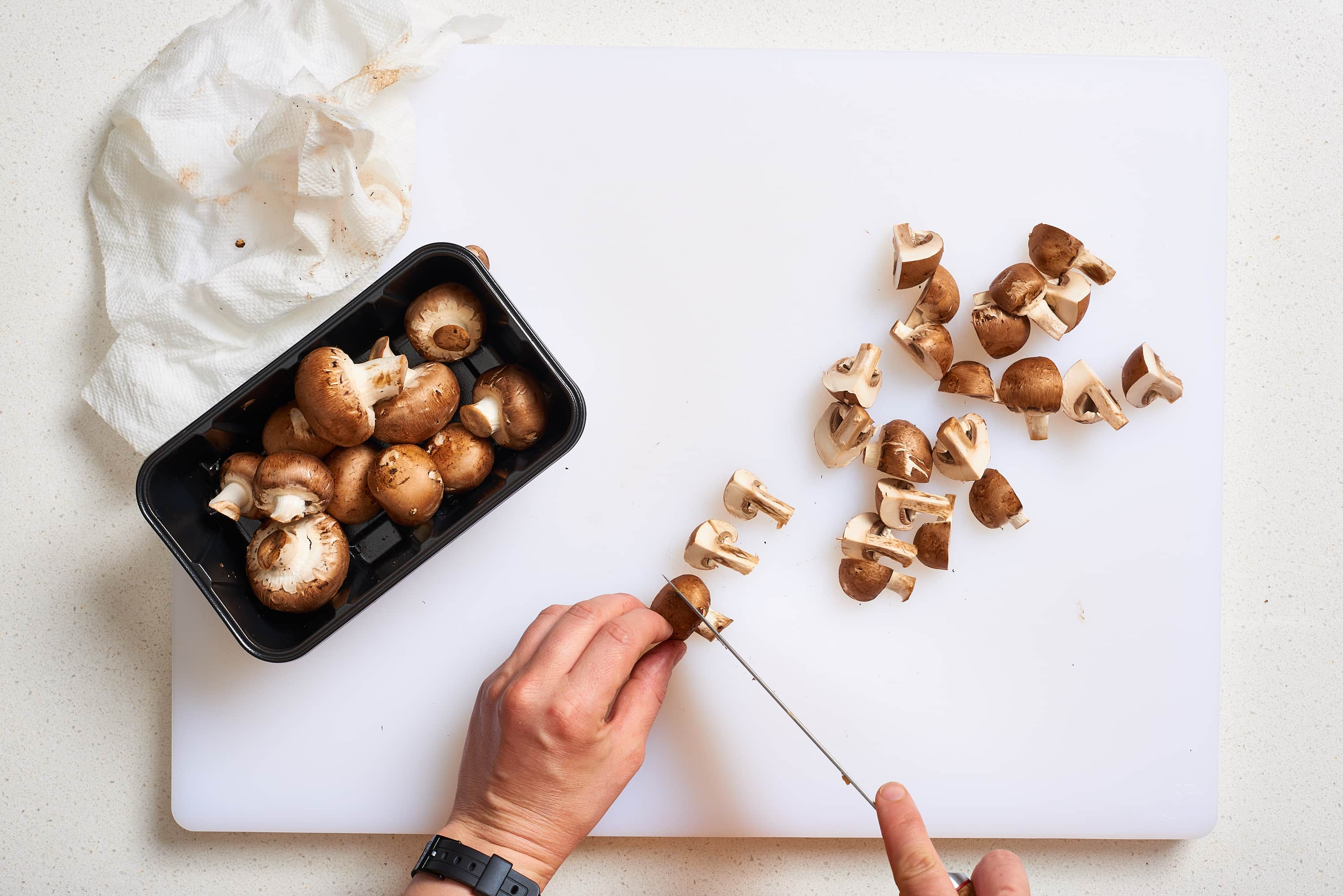 How To Cook Mushrooms on the Stovetop: gallery image 3