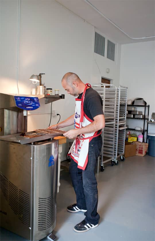 A Visit with Woodblock Chocolate in Portland, Oregon: gallery image 26