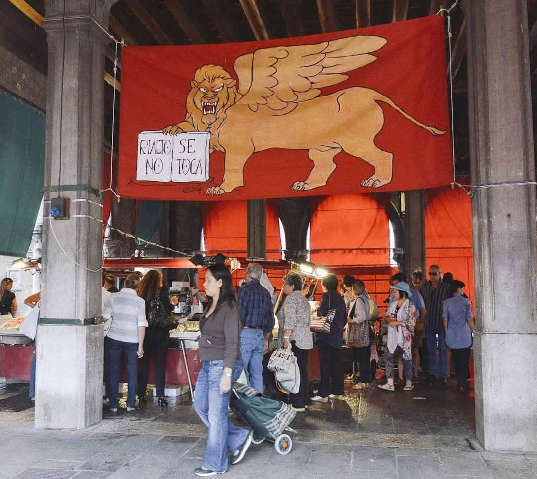 A Visit to the Rialto Market in Venice, Italy: gallery image 1